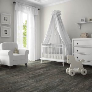 Baby room with pram | Design Waterville