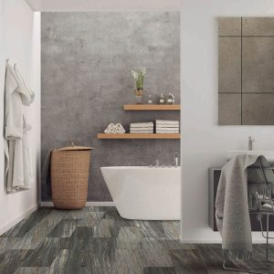 Bathroom flooring | Design Waterville
