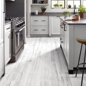 Kitchen flooring | Design Waterville