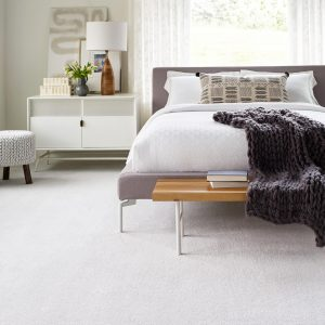 White Carpet flooring | Design Waterville