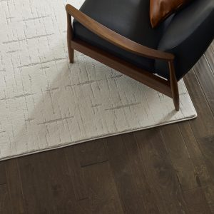 Chair on Rug | Design Waterville