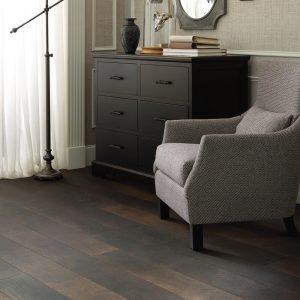 Couch on floor   Design Waterville