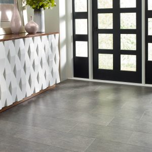 Entryway Tile flooring | Design Waterville