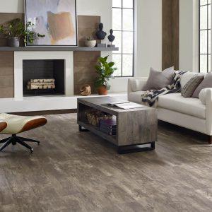 Living room flooring | Design Waterville