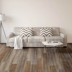 Couch on floor | Design Waterville