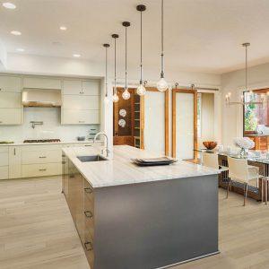 Kitchen interior | Design Waterville