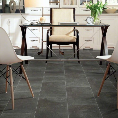 Office Tile flooring | Design Waterville
