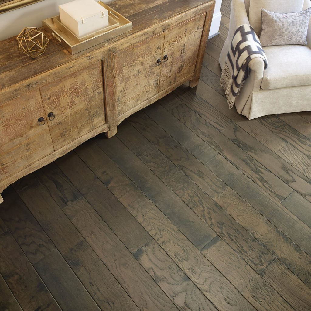 Hardwood flooring | Design Waterville