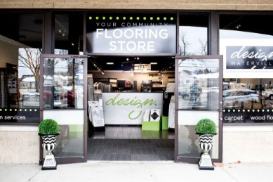 Store front | Design Waterville