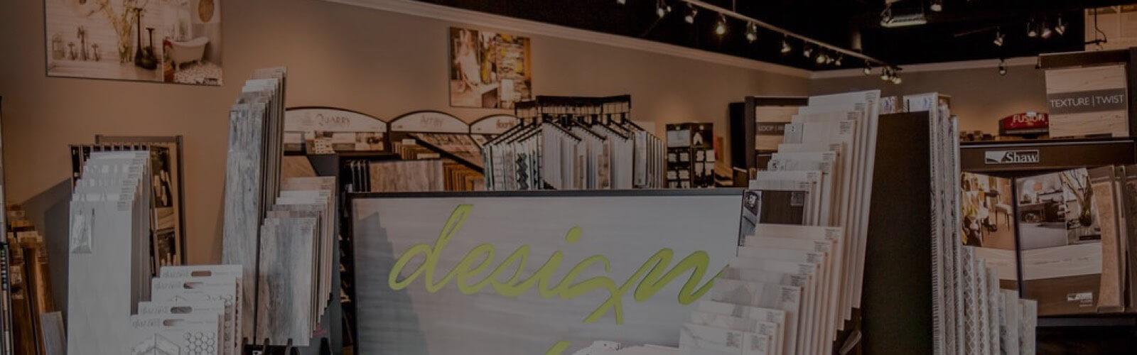 design waterville showroom